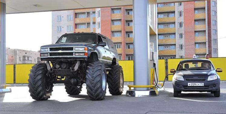Большая машина